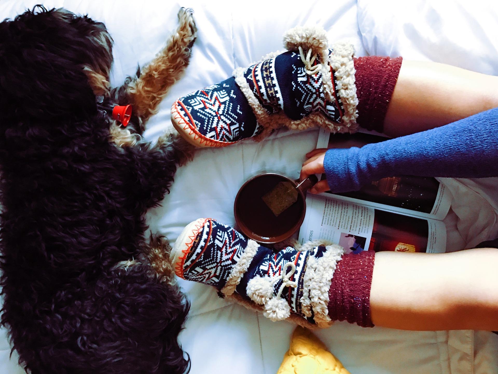 Pantoffels voor het beste comfort